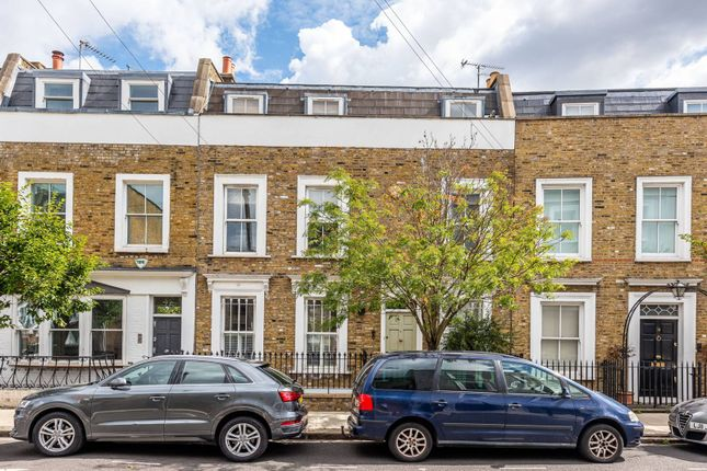 Thumbnail Property to rent in Waterford Road, Moore Park Estate, London