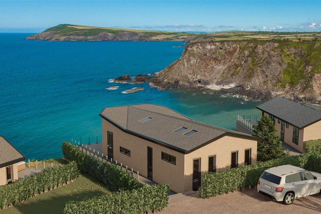 Thumbnail Detached house for sale in The Glass House, Fishguard Bay Resort, Fishguard, Pembrokeshire