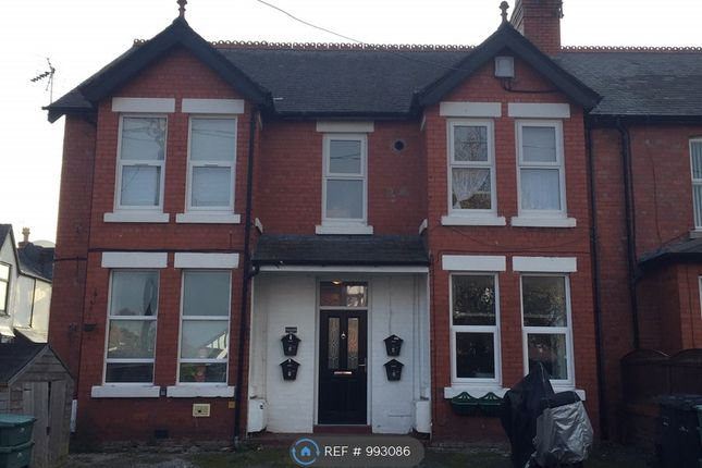 1 bed flat to rent in Groes Lwyd, Abergele LL22