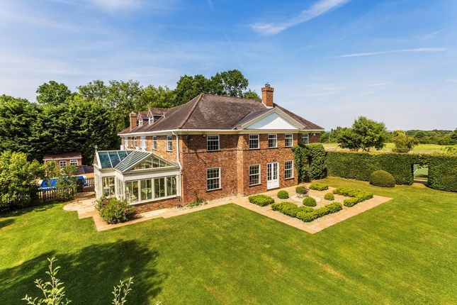 Thumbnail Detached house for sale in Blindley Court, Eastbourne Road, Blindley Heath, Lingfield