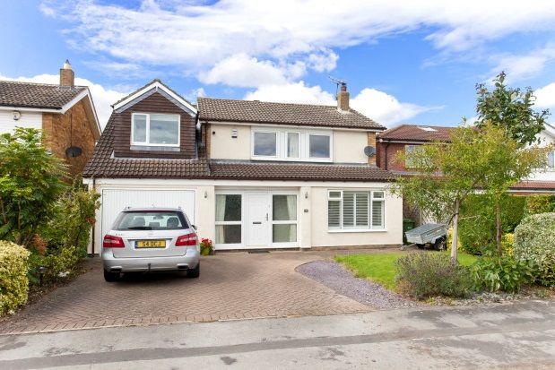 Thumbnail Property to rent in Hallcroft Lane, Copmanthorpe, York