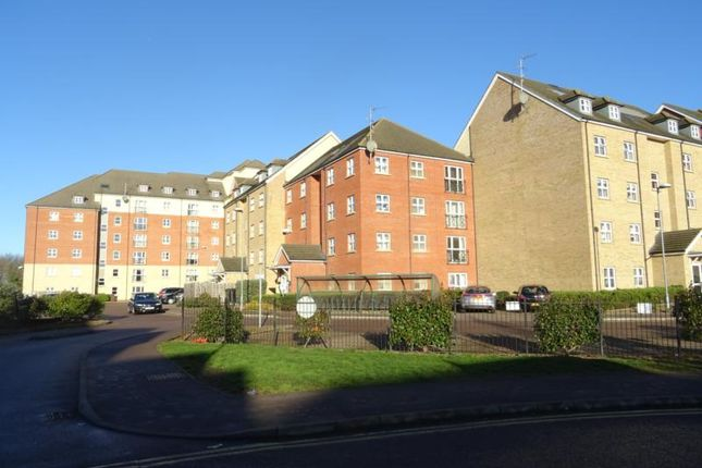 Thumbnail Flat to rent in Wheelwright House, Palgrave Road