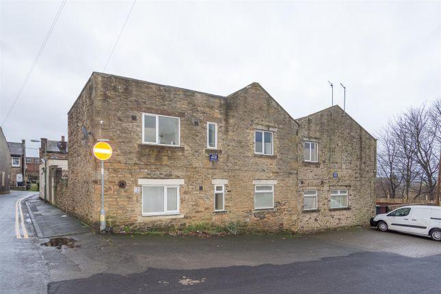 Thumbnail Flat for sale in Ritsons Court, Blackhill, Consett