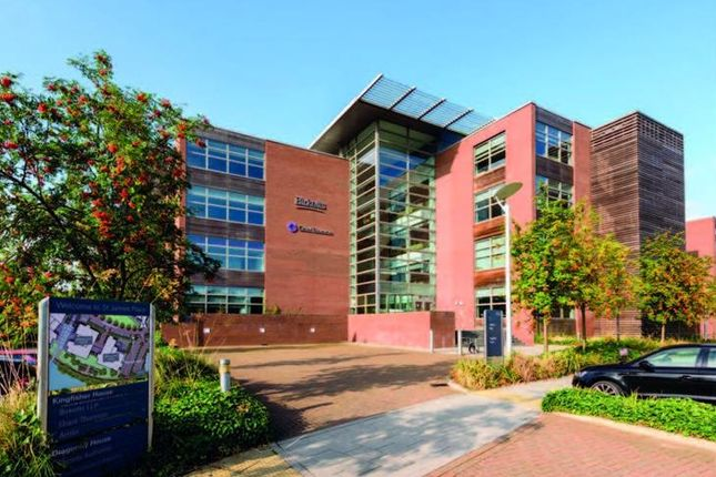 Thumbnail Office to let in Ground And Part First Floors, Kingfisher House, Gilders Way, Norwich, Norfolk