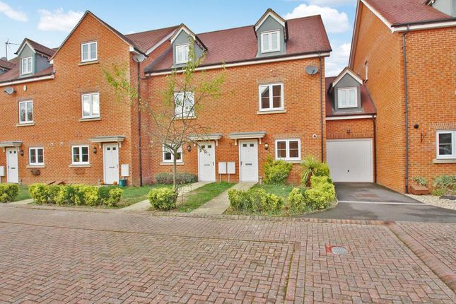 Thumbnail Town house to rent in Northcourt Mews, Abingdon