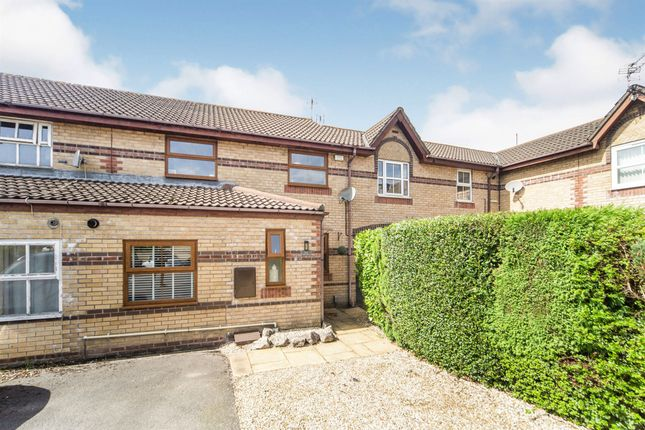 Thumbnail Terraced house for sale in Blaise Place, Cardiff