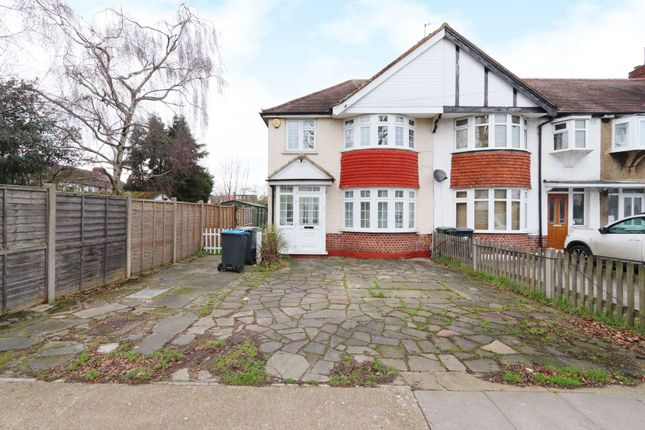 Thumbnail Semi-detached house to rent in Clarence Avenue, New Malden