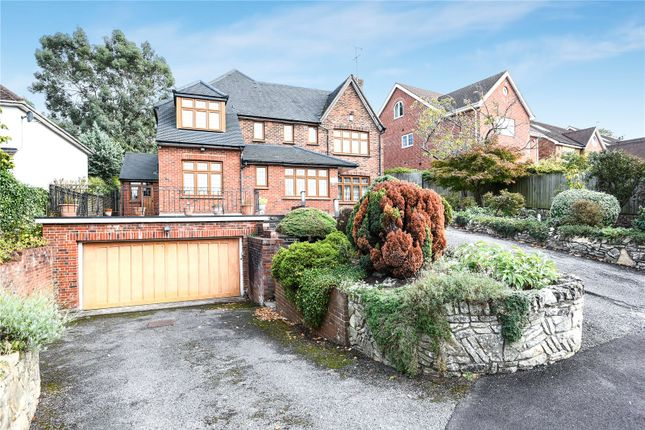 Thumbnail Detached house for sale in Davenham Avenue, Northwood, Middlesex