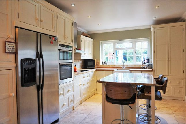 Thumbnail Detached house for sale in Forge Lane, Higham, Rochester