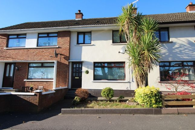 Thumbnail Terraced house for sale in Prospect Park, Carrickfergus