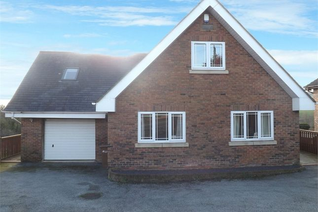 Thumbnail Detached house for sale in Pen-Y-Maes Road, Holywell, Flintshire