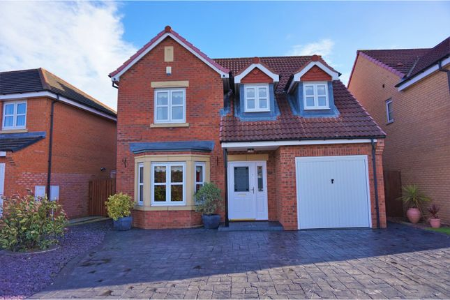 Thumbnail Detached house for sale in Heaton Road, Billingham