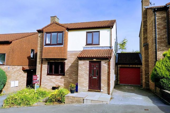 Thumbnail Link-detached house for sale in Griffin Close, Barry, Vale Of Glamorgan