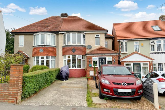 Thumbnail Semi-detached house for sale in Charnock Crescent, Charnock