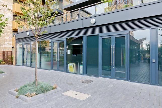 Thumbnail Office for sale in Marine Wharf, Block E, Plough Way, London
