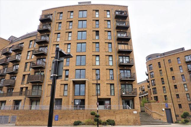 Thumbnail Flat for sale in Whitestone Way, Croydon