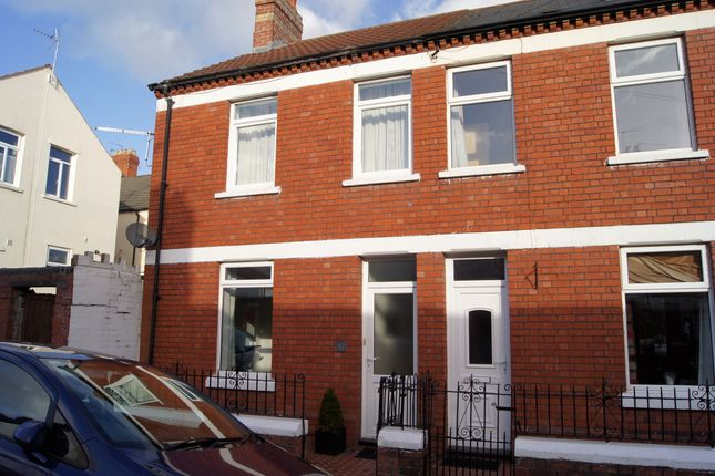 2 bed end terrace house for sale in Spencer Street, Cardiff