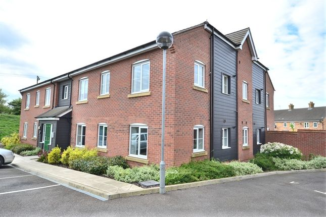 Thumbnail Flat for sale in Savage Close, King's Lynn