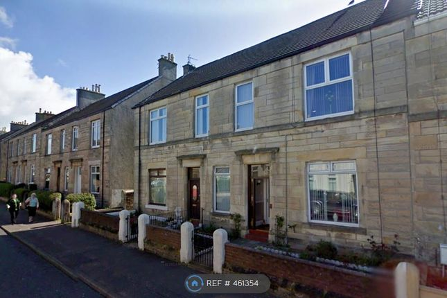 Thumbnail Flat to rent in Sharphill Road, Saltcoats