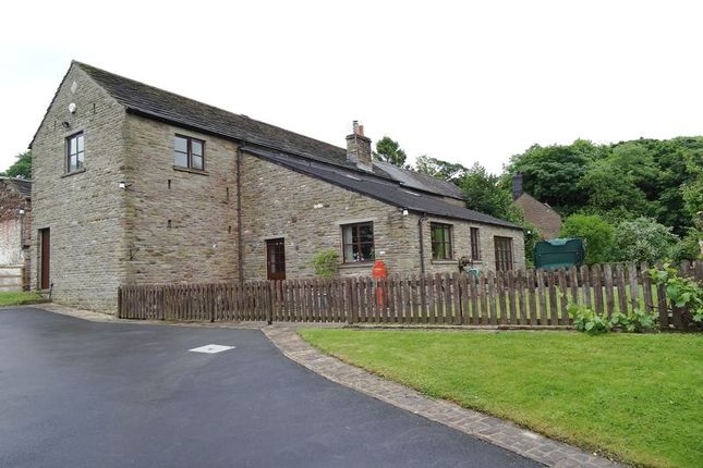 Thumbnail Semi-detached house for sale in Shoresclough Cottage, Well Lane, Macclesfield