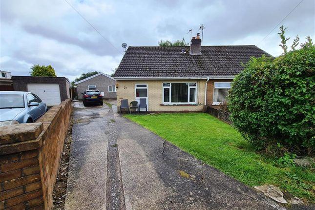 Thumbnail Bungalow for sale in Caer Berllan, Pencoed, Bridgend