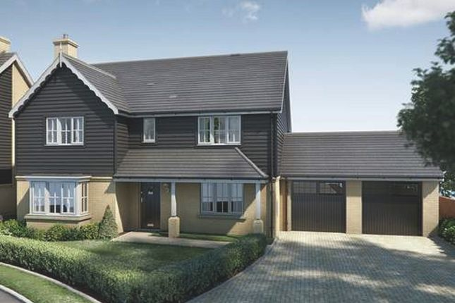 Thumbnail Detached house for sale in Highgate Hill, Hawkhurst, Kent