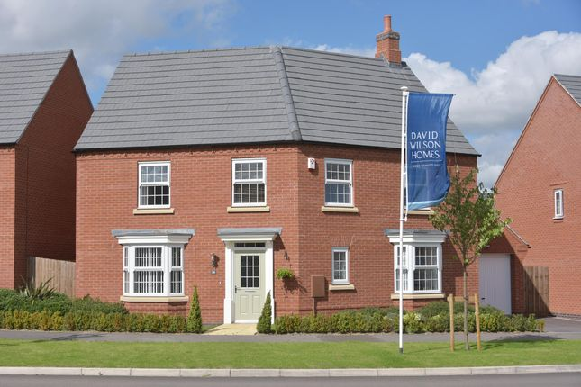 """Thumbnail Detached house for sale in """"Ashtree"""" at Costock Road, East Leake, Loughborough"""