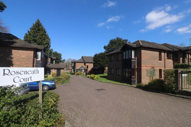 Approach of Roseneath Court, Greenwood Gardens, Caterham, Surrey CR3