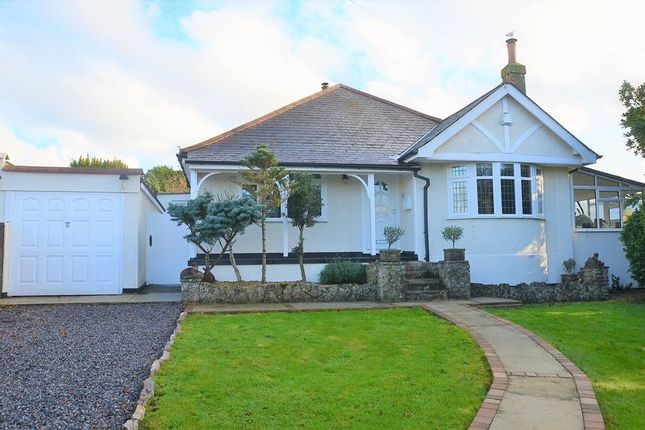 Thumbnail Bungalow for sale in Greenover Close, Brixham