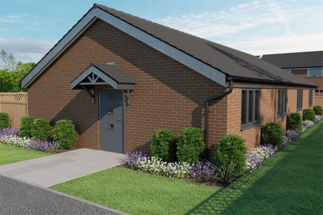 Thumbnail Bungalow for sale in Walcot Grove, Eaton Park, Stoke-On-Trent