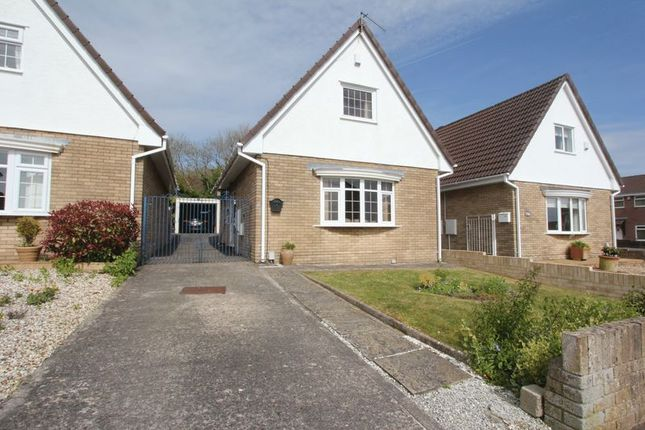Thumbnail Detached house for sale in Brenig Close, Barry