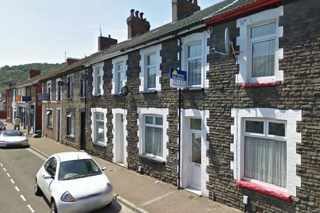 Thumbnail Terraced house to rent in Queen Street, Treforest, Pontypridd