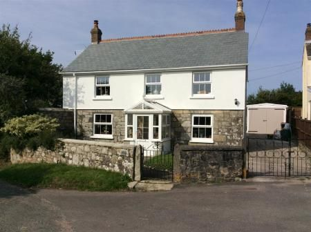 4 bed detached house for sale in St. Stephen, St. Austell