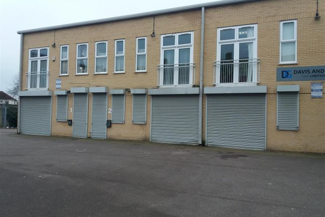 Thumbnail Commercial property to let in Killarney Court, Lodge Crescent, Waltham Cross