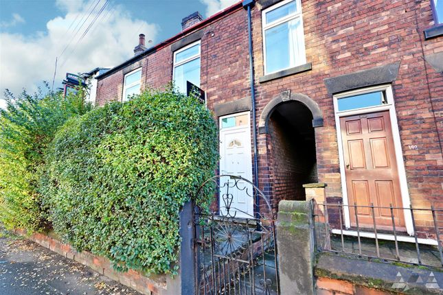 Thumbnail Terraced house to rent in Chatsworth Road, Brampton, Chesterfield, Derbyshire