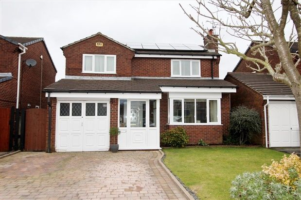 Thumbnail Property for sale in Kingsley Close, Liverpool