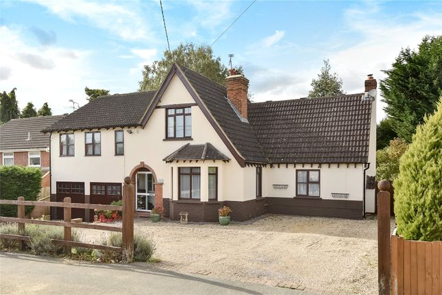 Thumbnail Detached house for sale in Branksome Hill Road, College Town, Sandhurst, Berkshire