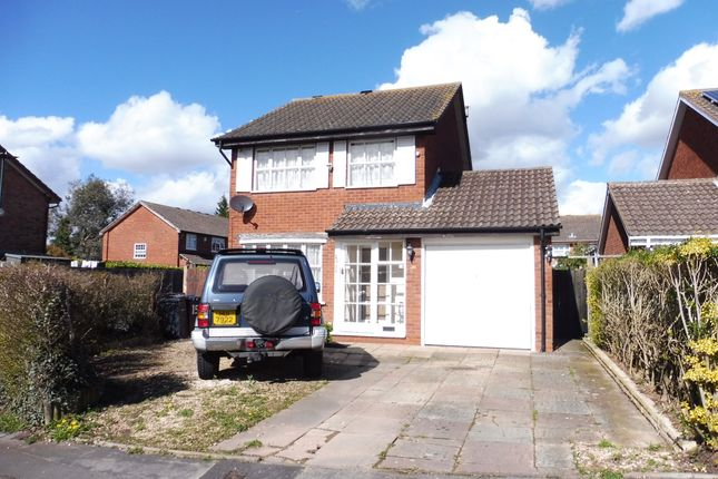 Thumbnail Detached house for sale in Bramblewoods, Shard End, Birmingham