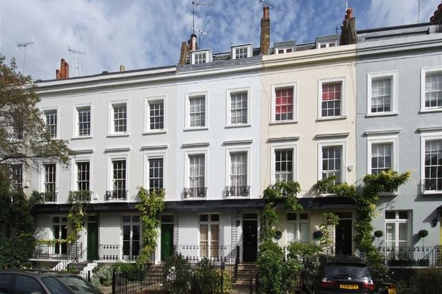 Thumbnail Terraced house for sale in Northumberland Place, London