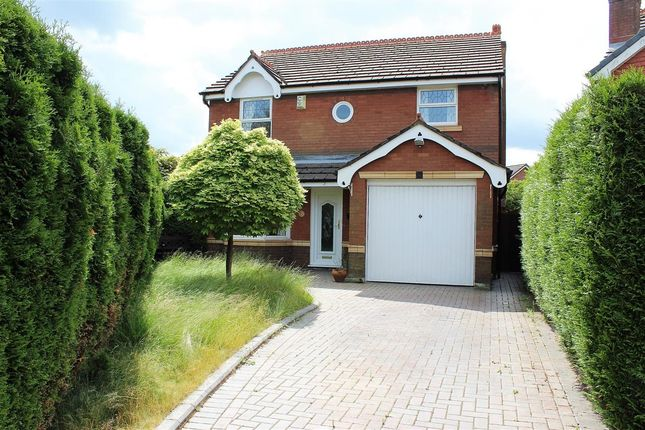 Thumbnail Detached house for sale in Simmons Avenue, Walton Le Dale, Preston