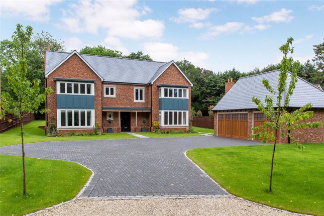 Thumbnail Detached house for sale in Uxmore Road, Checkendon, Oxfordshire