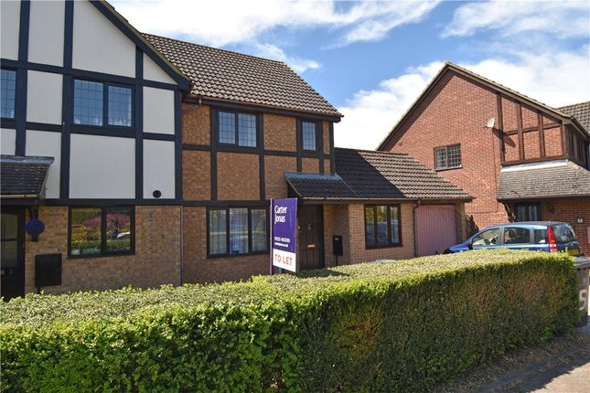 Thumbnail Semi-detached house to rent in Cavesson Court, Cambridge