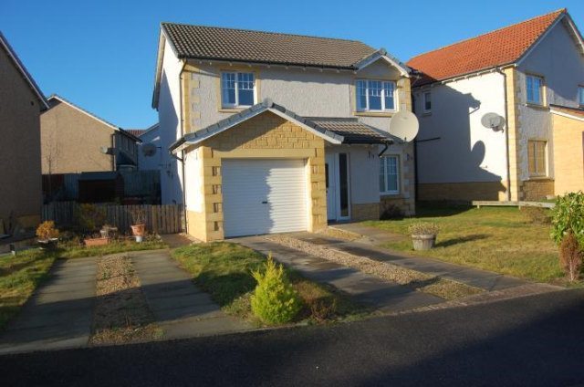 Thumbnail Detached house to rent in 19 Marleon Field, Elgin