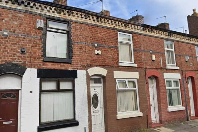 Thumbnail Terraced house to rent in Morecambe Street, Anfield, Liverpool