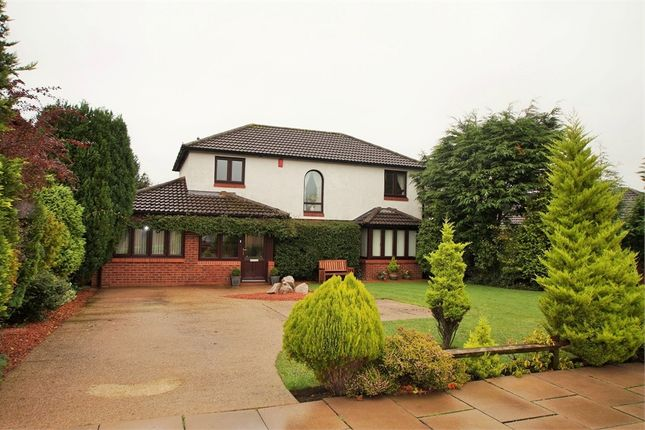 Thumbnail Detached house for sale in Newfield Drive, Kingstown, Carlisle, Cumbria