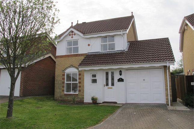 Thumbnail Detached house to rent in Highdowns, Hatch Warren, Basingstoke