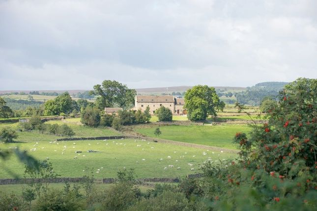 Thumbnail Barn conversion for sale in Fewston, Harrogate