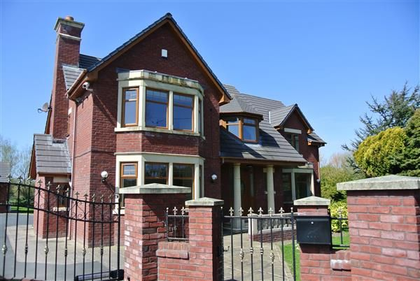 Thumbnail Detached house for sale in Oaklands, Laundry Road, Blackpool