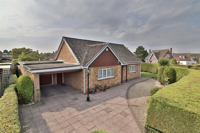Thumbnail Detached bungalow for sale in Meadlands, York
