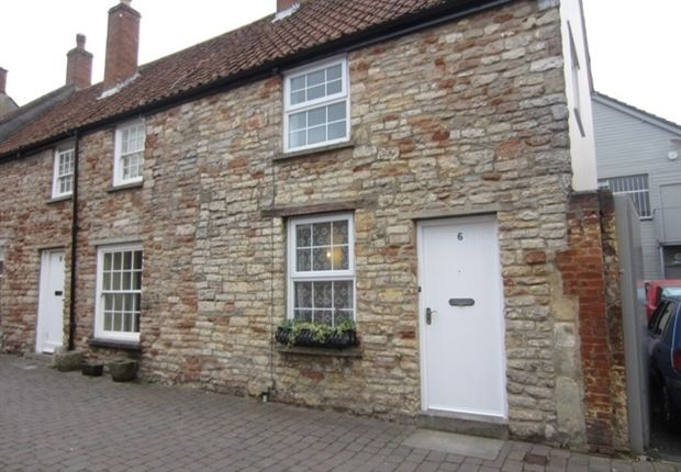 Thumbnail End terrace house to rent in Union Street, Wells